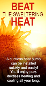 Ductless heat pumps in Tacoma WA